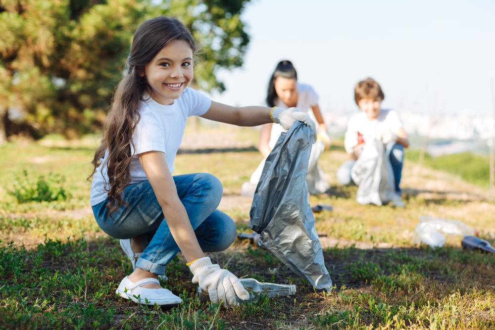 medio ambiente, cuidar, infancia, ecología, responsabilidad